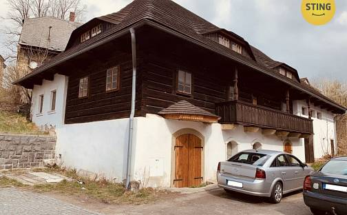 Prodej restaurace, 351 m², Hlinsko, okres Chrudim
