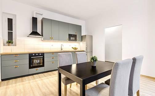 Pronájem bytu 3+kk 84m², Plzeňská, Praha 5 - Košíře