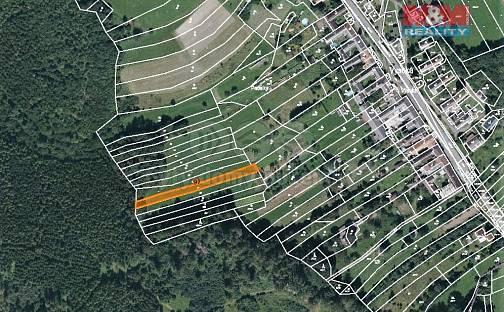 Prodej louky 238m², Vysoká, okres Svitavy