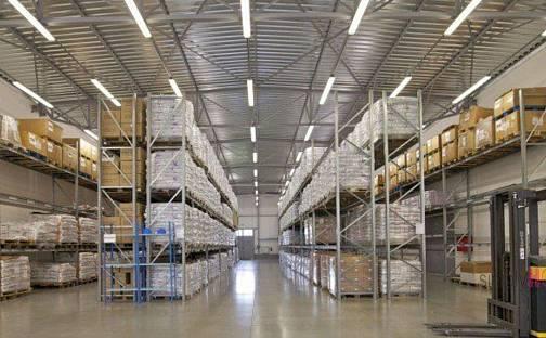 Pronájem skladovacích prostor, 1211 m², Ve žlíbku, Praha