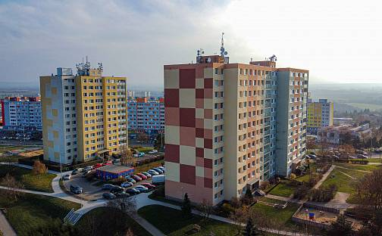 Prodej bytu 2+kk 44m², Nad přehradou, Praha 10 - Horní Měcholupy
