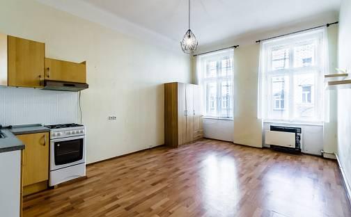 Pronájem bytu 2+kk, 39 m², Bělehradská, Praha 2 - Vinohrady