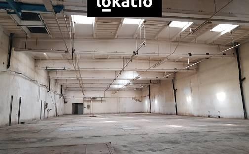 Pronájem skladovacích prostor 1512m², Olomouc