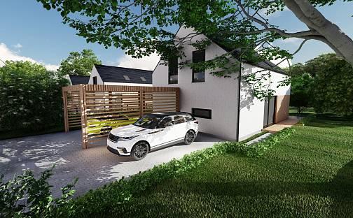Prodej domu 163m² s pozemkem 1095m², Úžice, okres Mělník