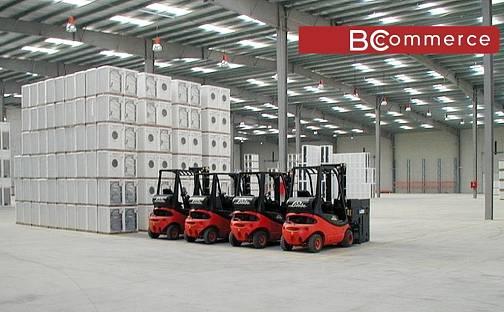 Pronájem skladovacích prostor, 3000 m², Brno - Slatina