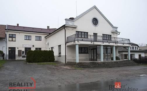 Prodej komerčního objektu (jiného typu), 588 m², Klamoš, okres Hradec Králové