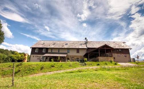 Prodej ubytovacího objektu, 40800 m², Rynoltice - Jítrava, okres Liberec