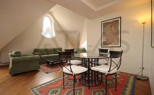Pronájem bytu 3+1, 108 m², Odborů, Praha 2 - Nové Město, okres Praha
