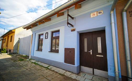 Prodej domu 85m² s pozemkem 524m², Mlýnská, Ladná, okres Břeclav