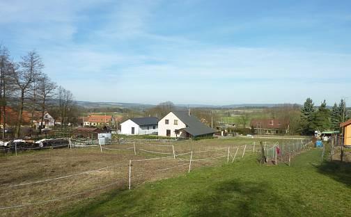 Prodej stavebního pozemku, 2534 m², Václavice - Zbožnice, okres Benešov