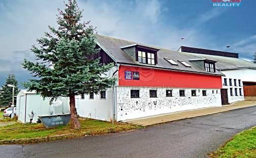 Prodej výrobních prostor, 400 m², Nový Bor, okres Česká Lípa