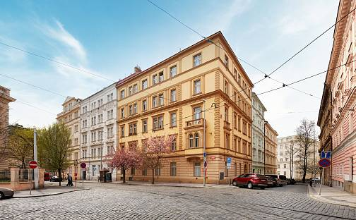 Prodej bytu 4+kk, 114 m², U Zvonařky, Praha 2 - Vinohrady