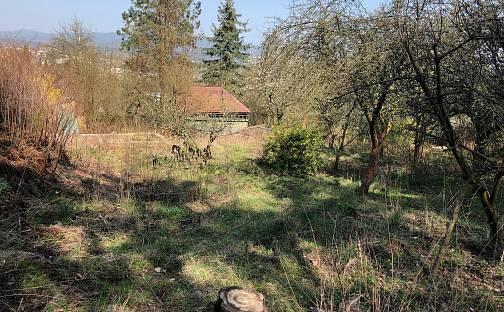 Prodej stavebního pozemku, Hřbitovní, Karlovy Vary