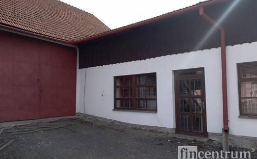 Pronájem komerčního objektu (jiného typu), 350 m², Benešovo náměstí, Křižanov, okres Žďár nad Sázavou