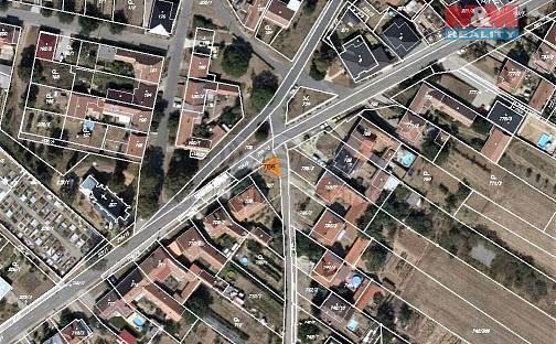 Prodej louky 25m², Skoronice, okres Hodonín