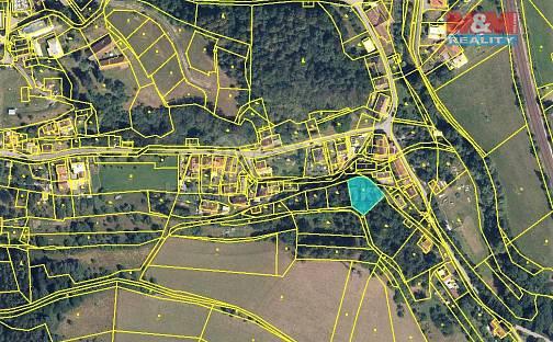 Prodej pozemku, 597 m², Rozhraní, okres Svitavy