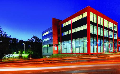 Pronájem kanceláře, 450 m², Kolbenova, Praha 9 - Hloubětín