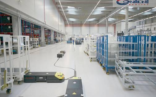 Pronájem skladovacích prostor, 5500 m², Komerční, Nupaky, okres Praha-východ