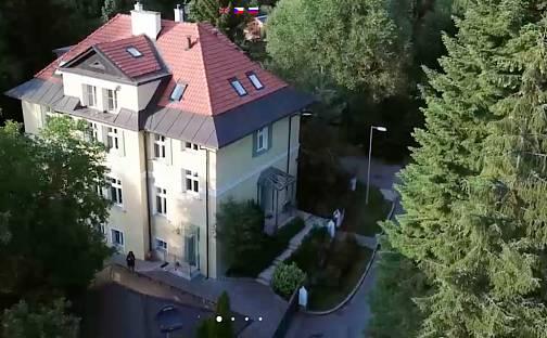 Prodej vily 447 m² s pozemkem 1032 m², Dobrovského, Mariánské Lázně - Úšovice, okres Cheb