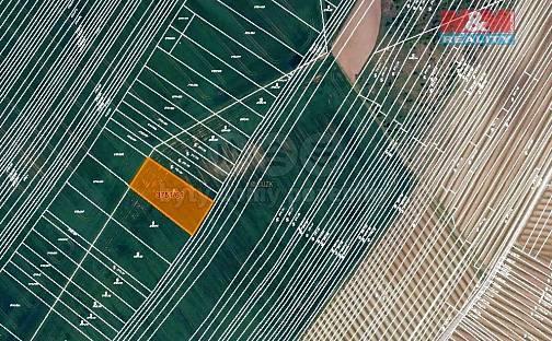 Prodej pole 2601m², Vracov, okres Hodonín