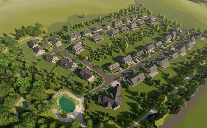 Prodej stavebního pozemku, 1281 m², Batelov, okres Jihlava