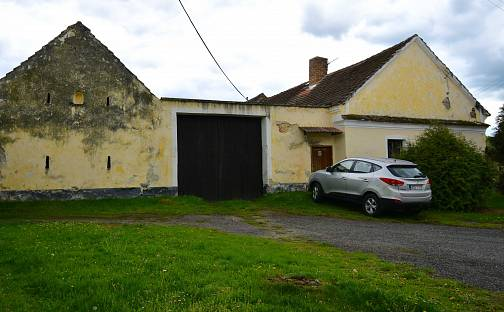 Prodej domu 1112 m² s pozemkem 8865 m², Heřmaň, okres Písek