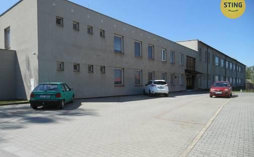 Pronájem výrobních prostor, 3595 m², Sebranice, okres Svitavy