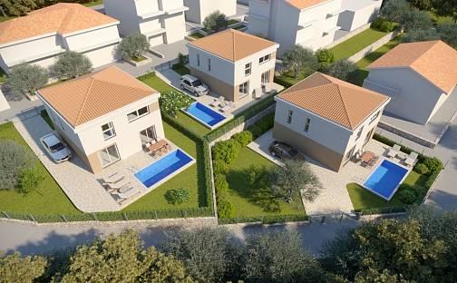 Prodej domu 118 m² s pozemkem 495 m², Korčula, Chorvatsko