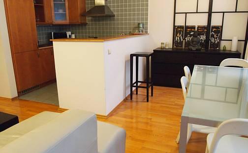 Pronájem bytu 2+kk, 55 m², Olivova, Praha 1 - Nové Město