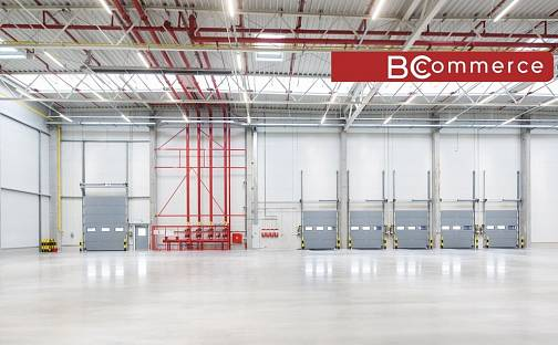 Pronájem skladovacích prostor, 2880 m², Brno