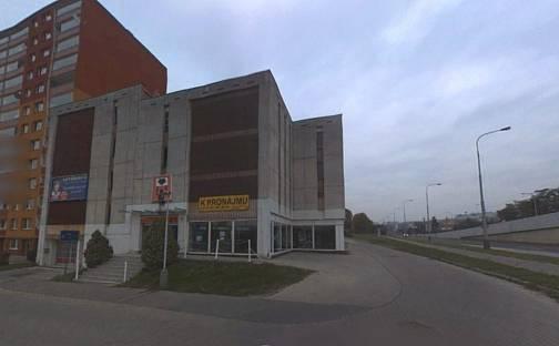 Pronájem Pronájem uzavíratelného garážového stání, Praha - Modřany, K dolům, Praha 4 - Modřany