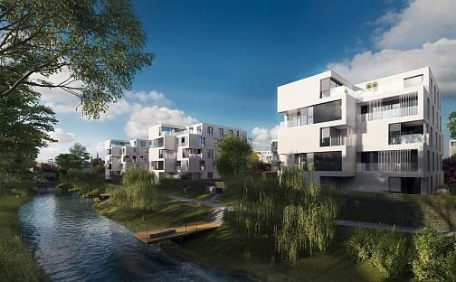 Šantovka Living - nová bytová výstavba v Olomouci, Olomouc