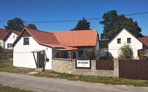 Prodej domu 140m² s pozemkem 245m², Švábov, okres Jihlava