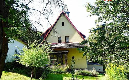 Prodej domu 180m² s pozemkem 8064m², Chocerady, okres Benešov