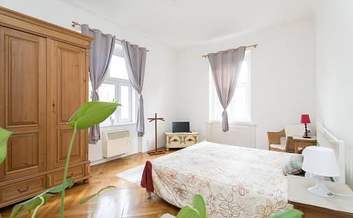 Pronájem bytu 2+1, 71 m², Jindřicha Plachty, Praha 5 - Smíchov