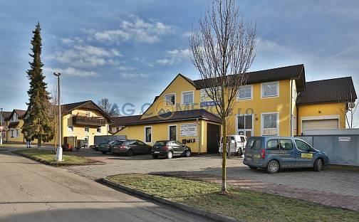 Prodej výrobních prostor 1120m², Riegrova, České Budějovice - České Budějovice 3