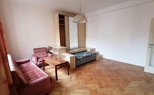 Pronájem bytu 1+1, 39 m², U nemocenské pojišťovny, Praha 1 - Nové Město