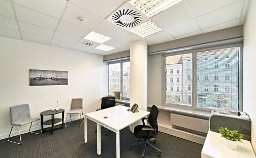 Pronájem kanceláře, 49 m², Nádražní, Praha 5 - Smíchov