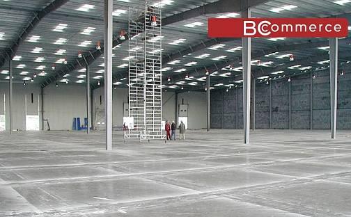 Pronájem skladovacích prostor, 2304 m², Brno - Slatina