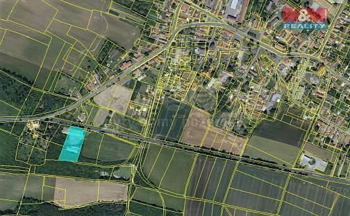 Prodej zahrady, 2216 m², Mělnické Vtelno, okres Mělník