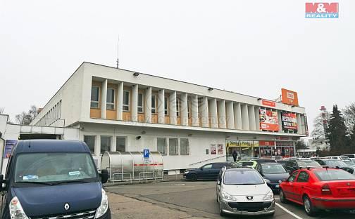 Pronájem obchodních prostor 35m², Tábor