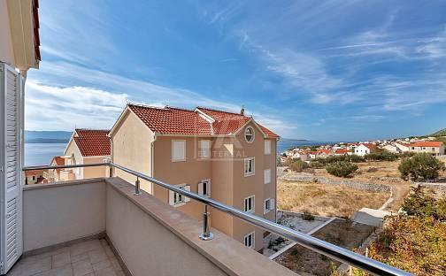 Prodej bytu 3+kk, 87.19 m², Split - Dalmacija, Bol, Chorvatsko