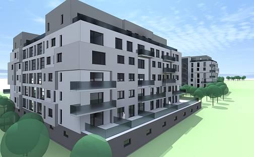 Prodej bytu 2+kk 71m², Terezie Brzkové, Plzeň