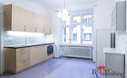 Pronájem bytu 2+kk, 47 m², Podskalská, Praha 2 - Nové Město