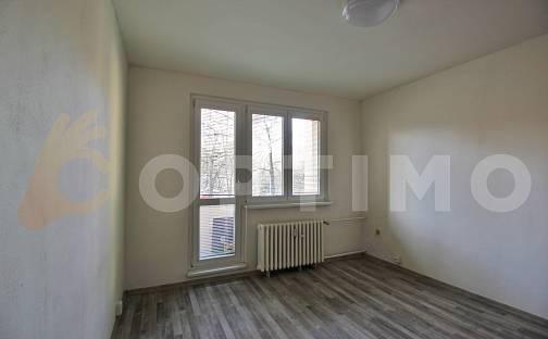 Pronájem bytu 2+1, 55 m², Brunclíkova, Praha 6 - Břevnov