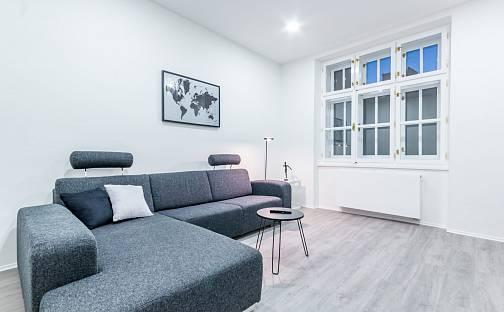 Pronájem bytu 3+kk 50m², Sušilova, Brno - Veveří