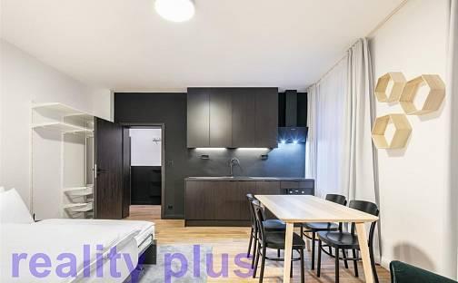 Pronájem bytu 1+kk 33m², Svatoplukova, Liberec - Liberec IV-Perštýn