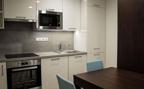 Pronájem bytu 2+1, 38 m², Mukařovského, Praha 5 - Stodůlky