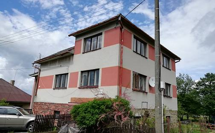Prodej domu 344 m² s pozemkem 1700 m², Zbinohy, okres Jihlava