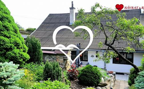 Prodej domu s pozemkem 619m², Tršice, okres Olomouc